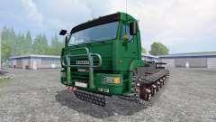 KamAZ-5460 [crawler] for Farming Simulator 2015