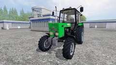 MTZ-82.1 Belarus [loader] v2.0