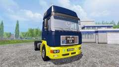 MAN F2000 19.414 [blue edition]