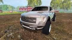 Ford F-150 Raptor for Farming Simulator 2015