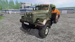 KrAZ-255 B1 6x6 [fuel]