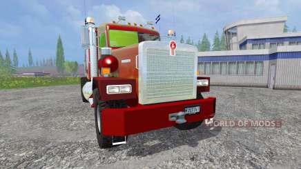 Kenworth C500 for Farming Simulator 2015