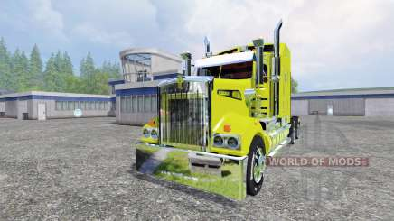 Kenworth T908 [CLAAS] for Farming Simulator 2015