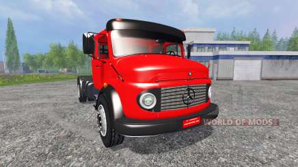 Mercedes-Benz 1519 for Farming Simulator 2015