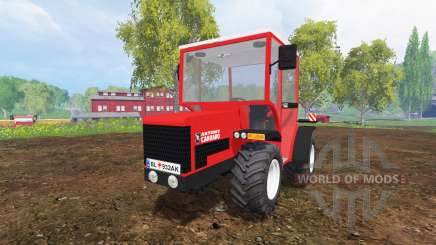 Cararro Tigrecar 3800 HST for Farming Simulator 2015