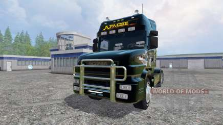 Scania T164 [Apache Demolition] for Farming Simulator 2015