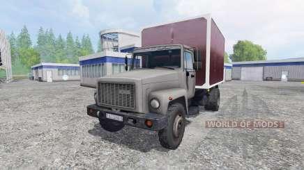 GAZ-3307 for Farming Simulator 2015