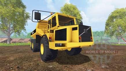 Volvo BM A25 v1.0 for Farming Simulator 2015