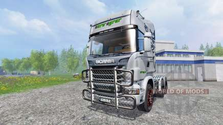 Scania R730 [euro farm] v0.9 for Farming Simulator 2015