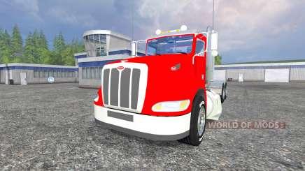 Peterbilt 384 v2.0 for Farming Simulator 2015