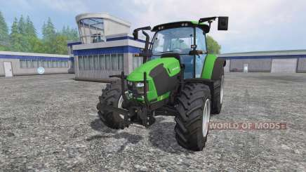 Deutz-Fahr 5130 TTV FL for Farming Simulator 2015
