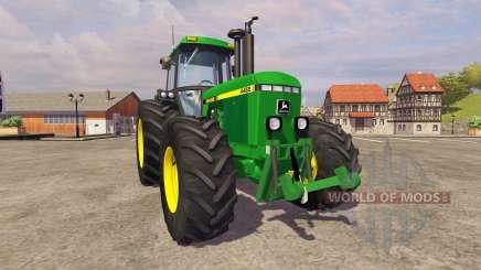 John Deere 4455 v1.2 for Farming Simulator 2013