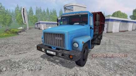GAZ-3307 v1.1 for Farming Simulator 2015