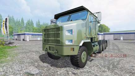 Oshkosh M1070 HET for Farming Simulator 2015
