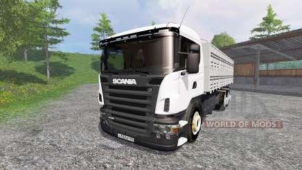 Scania R440 for Farming Simulator 2015