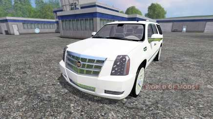 Cadillac Escalade for Farming Simulator 2015
