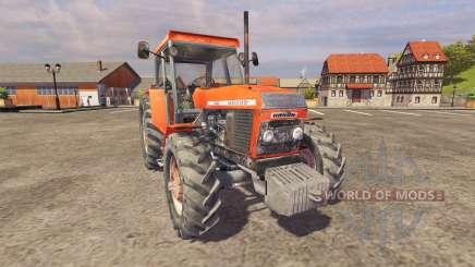 URSUS 1224 Turbo v1.4 for Farming Simulator 2013