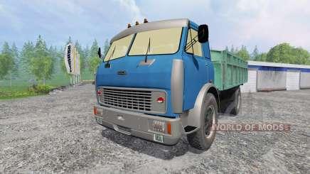 MAZ-500 v1.0 for Farming Simulator 2015