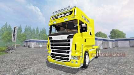 Scania Longline for Farming Simulator 2015