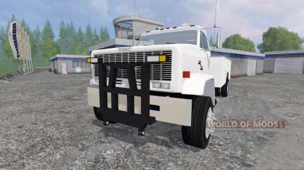 GMC Utility Truck for Farming Simulator 2015