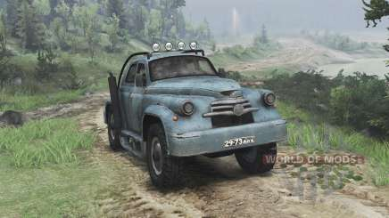 GAZ-M-20 Victory custom [08.11.15] for Spin Tires
