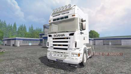 Scania R620 for Farming Simulator 2015