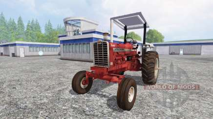Farmall 1206 Turbo 1965 for Farming Simulator 2015