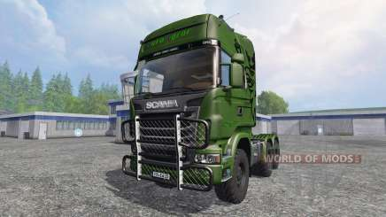 Scania R730 [euro farm] v0.9.5 for Farming Simulator 2015