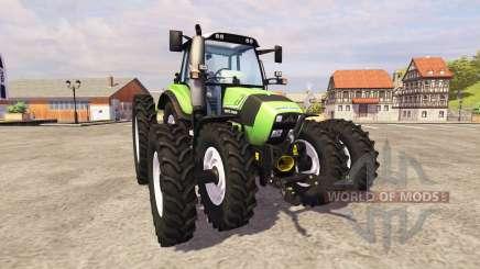 Deutz-Fahr Agrotron 430 TTV [care wheels] for Farming Simulator 2013