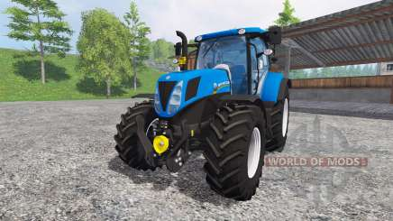 New Holland T7.170 [pack] for Farming Simulator 2015