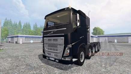 Volvo FH16 10x10 v0.3 for Farming Simulator 2015