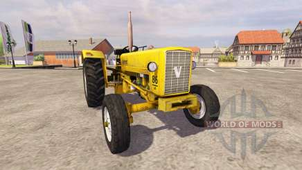 Valmet 86 id for Farming Simulator 2013