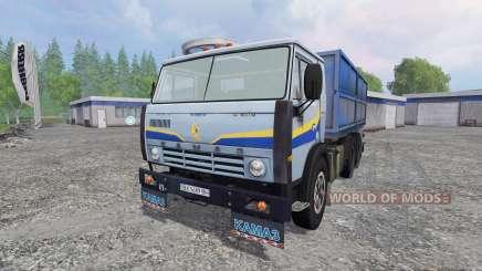KamAZ 5320 v2.0 for Farming Simulator 2015
