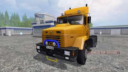 KrAZ-64431 v2.0 for Farming Simulator 2015