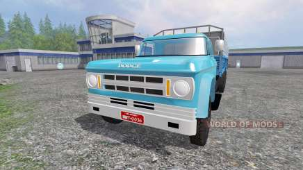 Dodge D700 [truck] for Farming Simulator 2015