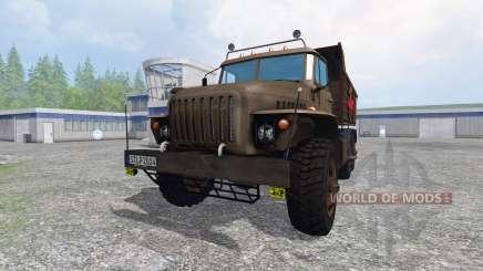 Ural-4320 v2.0 for Farming Simulator 2015