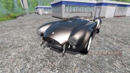 AC Shelby Cobra 427 for Farming Simulator 2015