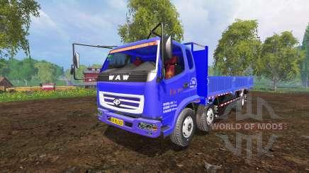 WAW 2000 6x2 for Farming Simulator 2015