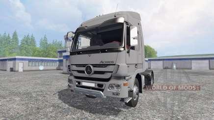 Mercedes-Benz Actros MP3 v0.8b for Farming Simulator 2015