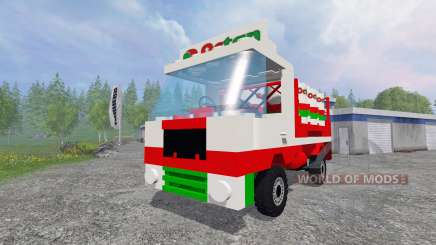 Lego Truck for Farming Simulator 2015