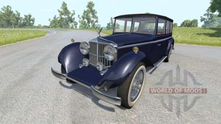 Auriga Heron 1927 for BeamNG Drive