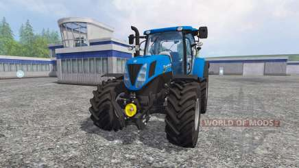 New Holland T7.170 v2.0 for Farming Simulator 2015