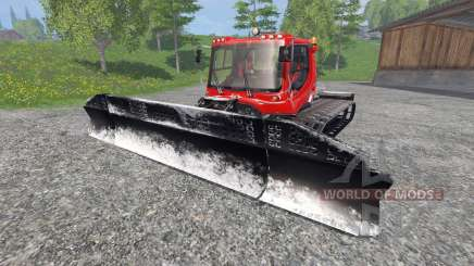 PistenBully 400 for Farming Simulator 2015