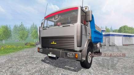MAZ-5551 for Farming Simulator 2015