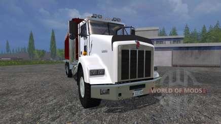 Kenworth T800 [dump] for Farming Simulator 2015