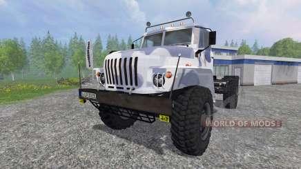 Ural-43206 v1.1 for Farming Simulator 2015