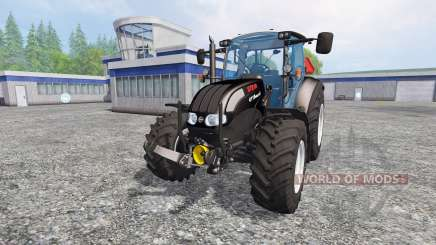 Steyr Multi 4115 [black] for Farming Simulator 2015