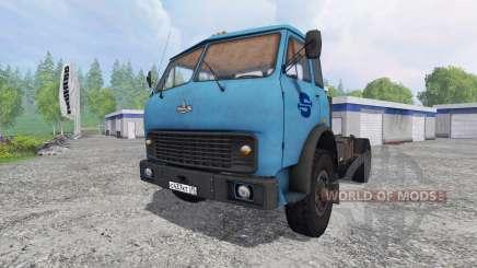 MAZ-500 v1.15 for Farming Simulator 2015