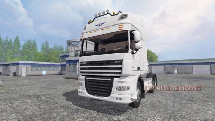 DAF XF105 v0.8 for Farming Simulator 2015