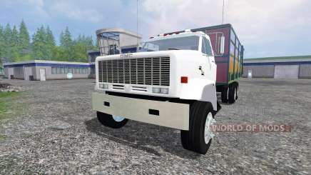 GMC Dump Truck for Farming Simulator 2015